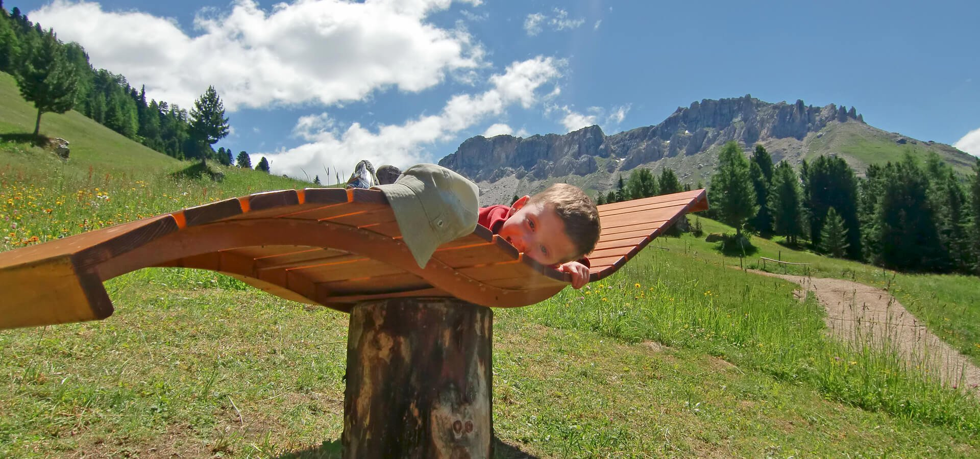 wanderurlaub mit kindern südtirol