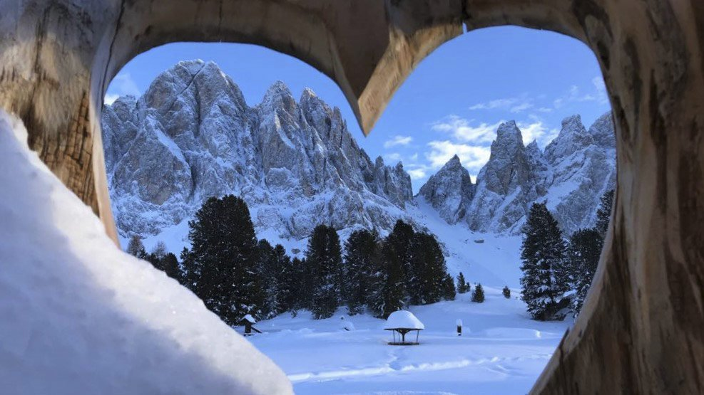 "Scoprite ""Winter Wonderland"" per 2 persone"